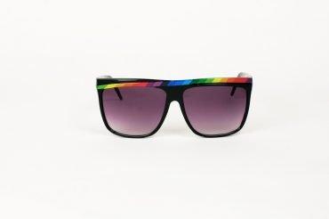 Rainbow Shield Svart