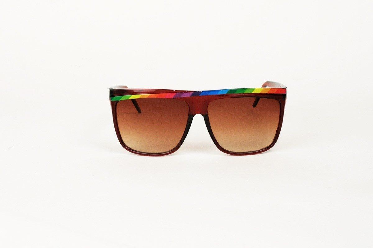 Rainbow Shield Brun