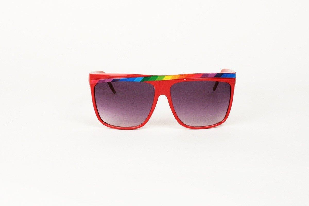Rainbow Shield Röd