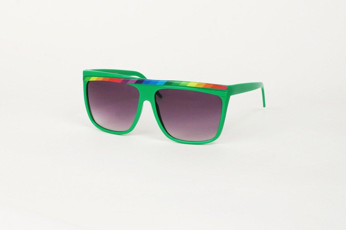 Rainbow Shield Grön