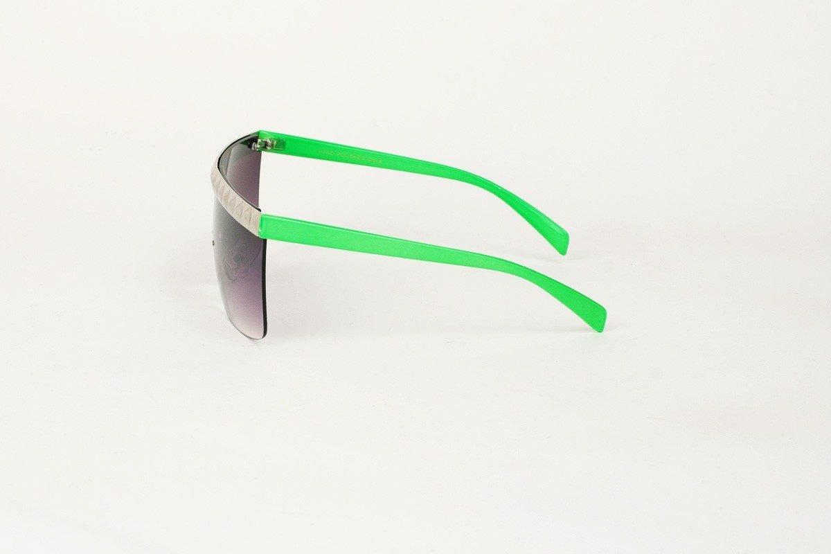 Gränslös Shield Grön