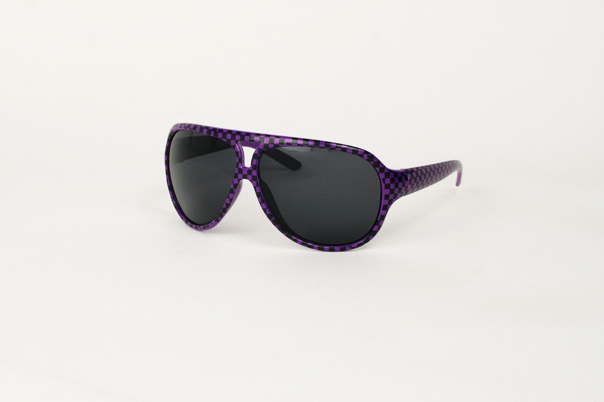 Aviator Checkers Lila