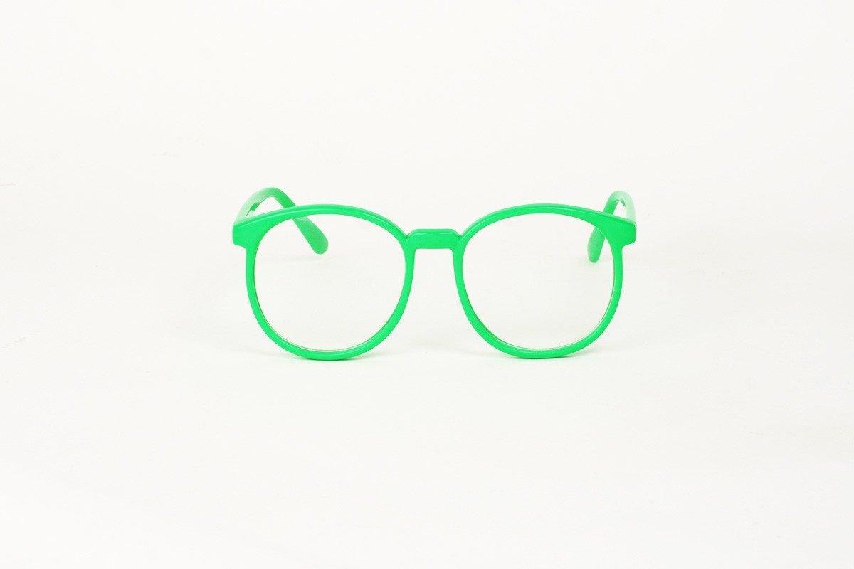 Fat Posener Clear Grön