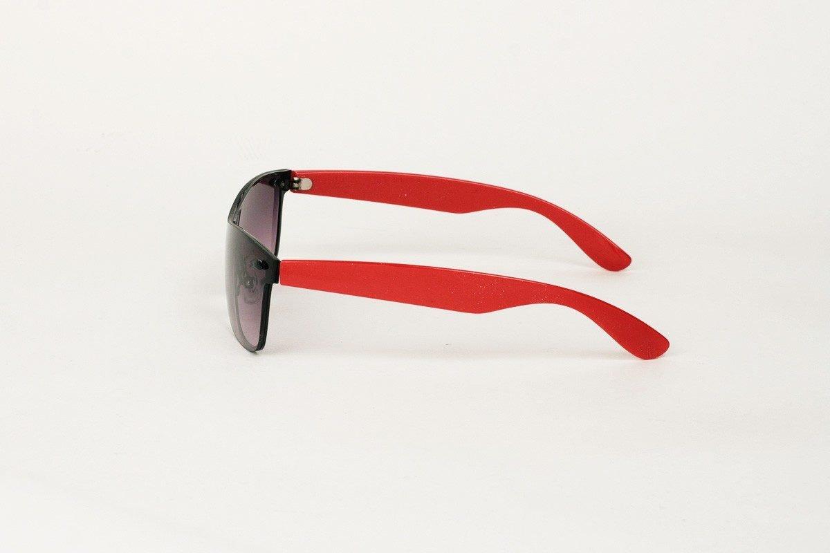 Slim Wayfarer Röd