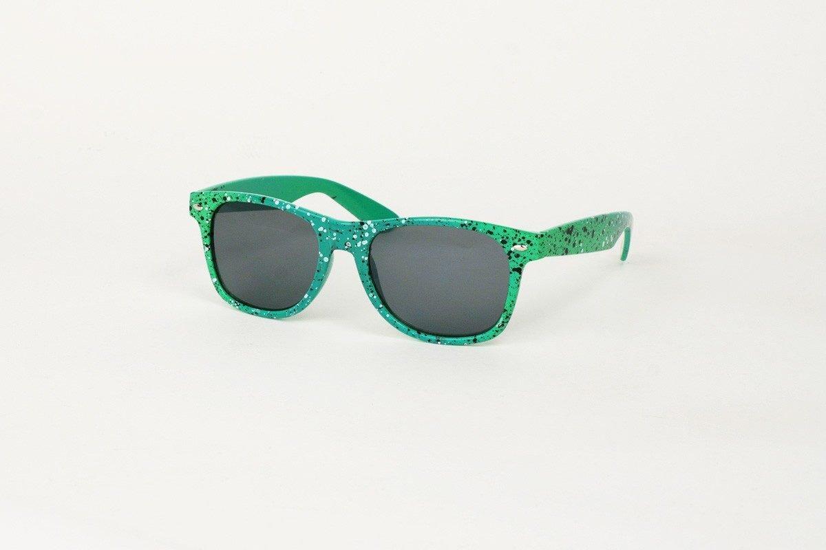 Wayfarer Neon Grön