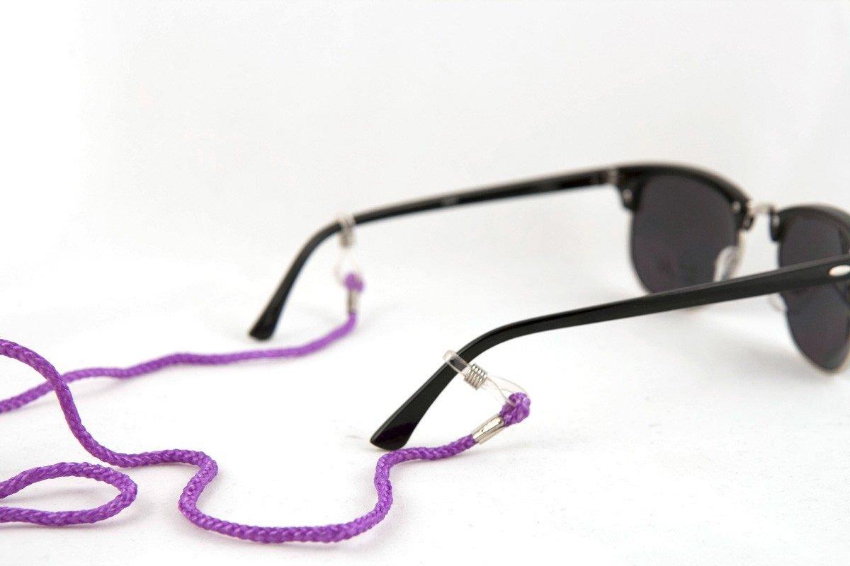 Glasögonsnodd Lila