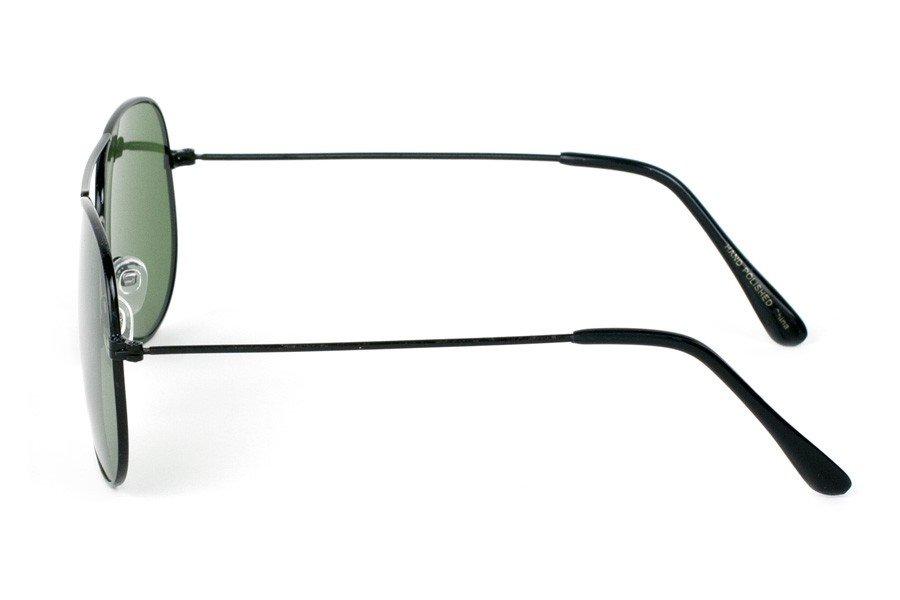 Aviator Svart-Grön