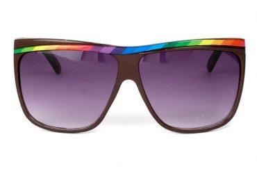 Rainbow Shield II Brun