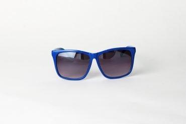 Wayfarer Curve Blå
