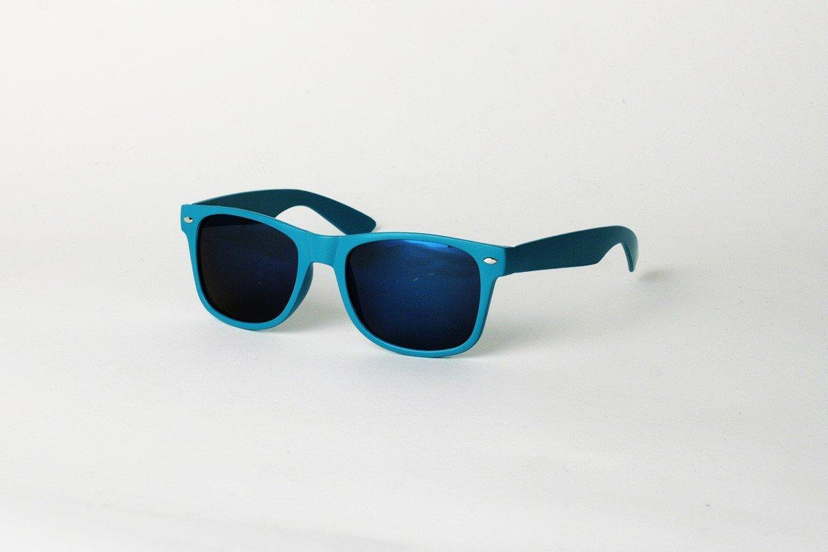 Wayfarer Neon Blå