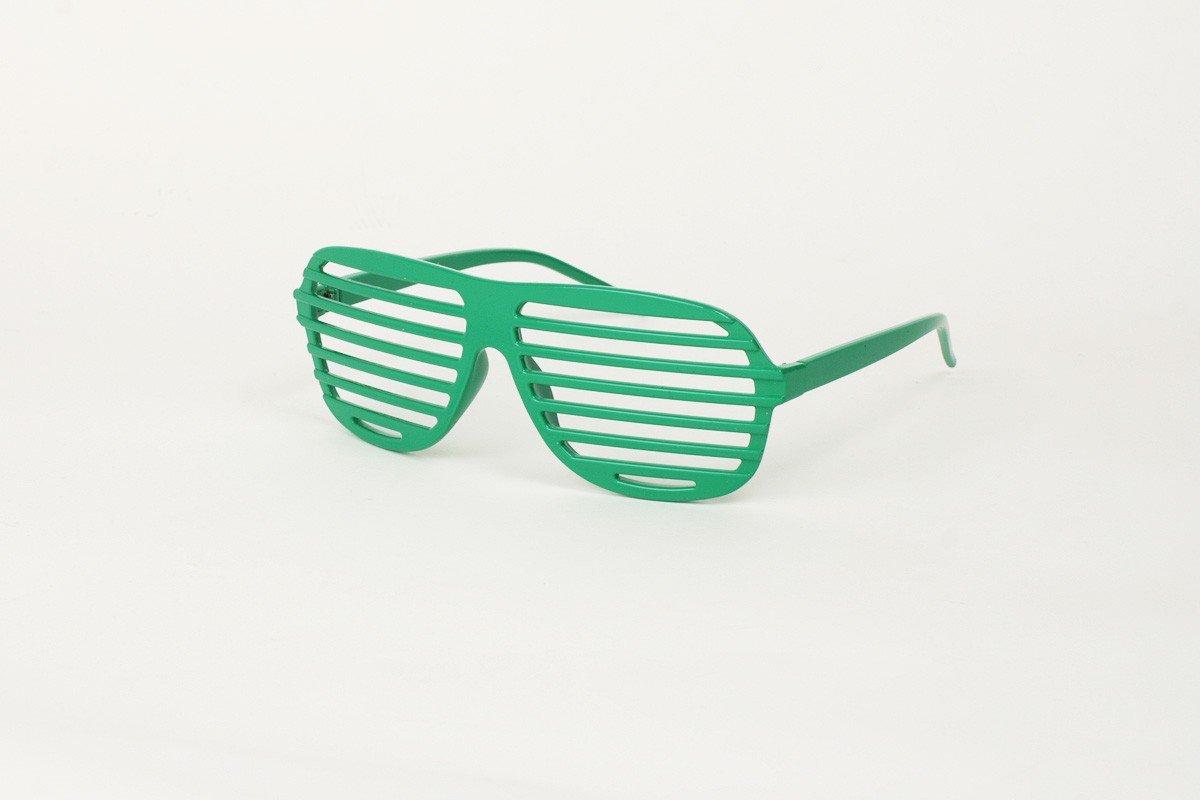 Shutter Shades Grön