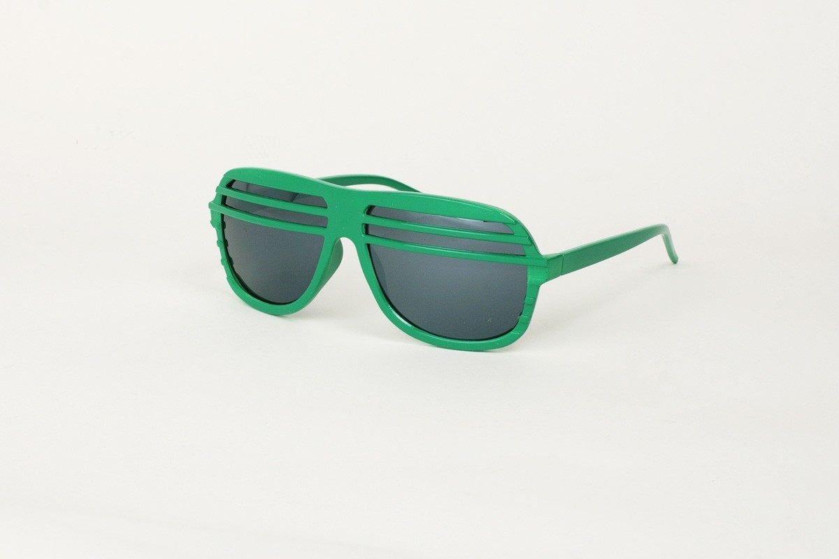 Semi Shutters Grön
