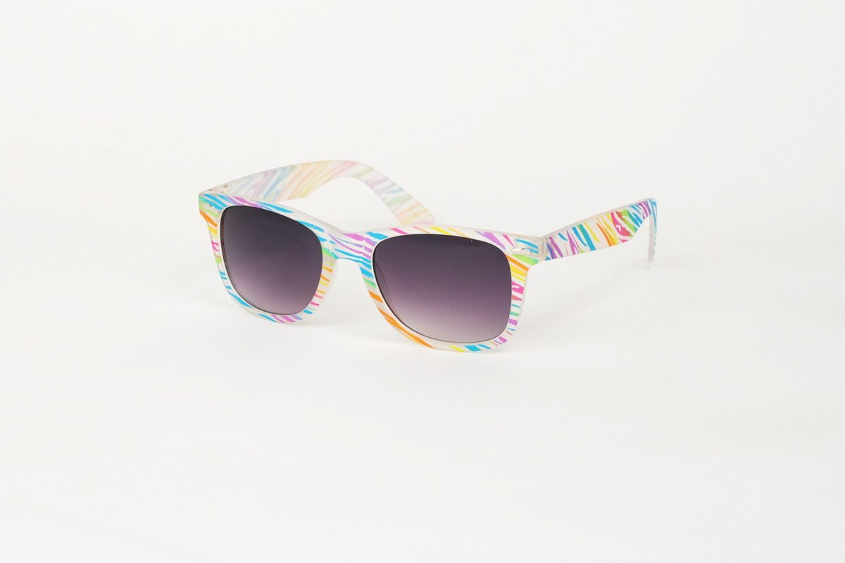 Wayfarer Totally Transparent