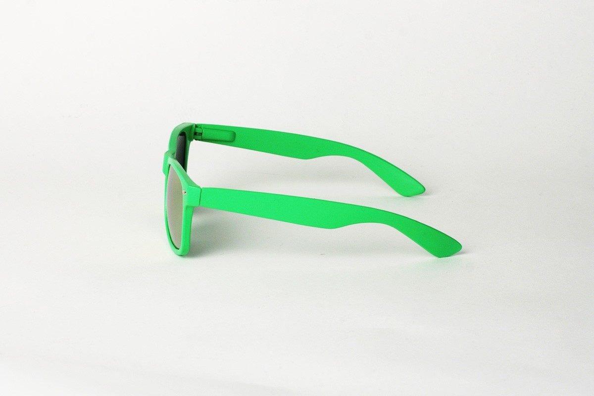 Wayfarer Neon Grön Gul