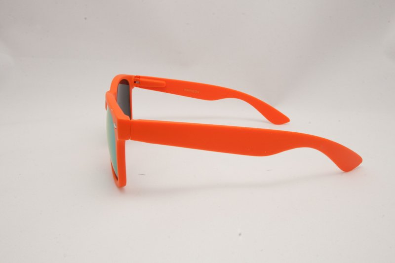 Wayfarer Neon Gul Orange