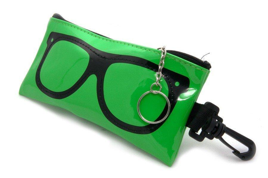 Zipster Pouch Grön