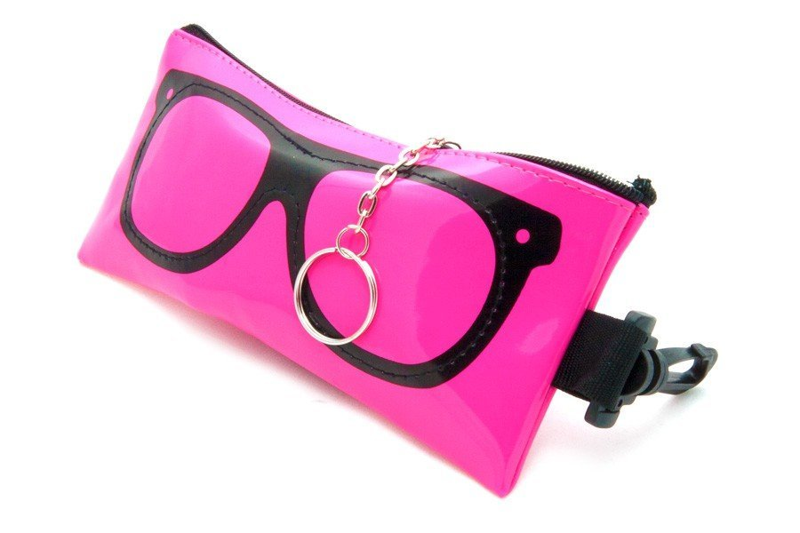 Zipster Pouch Rosa