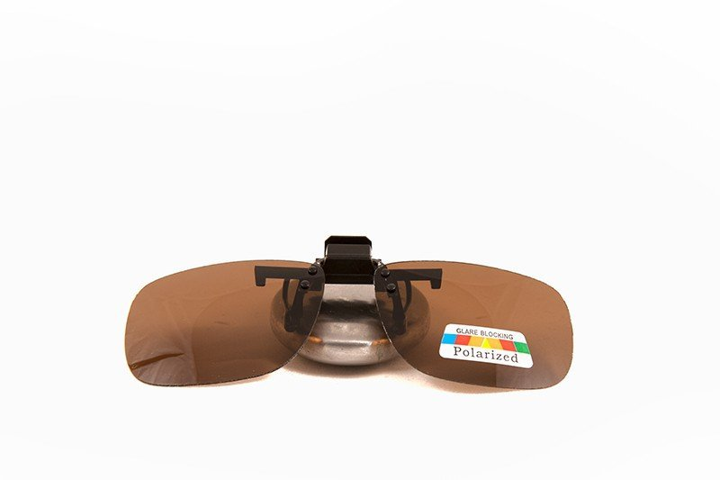 Clip-on Polarized AVI Brun