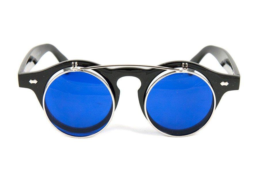 Dr. Octagon Color Svart Blå