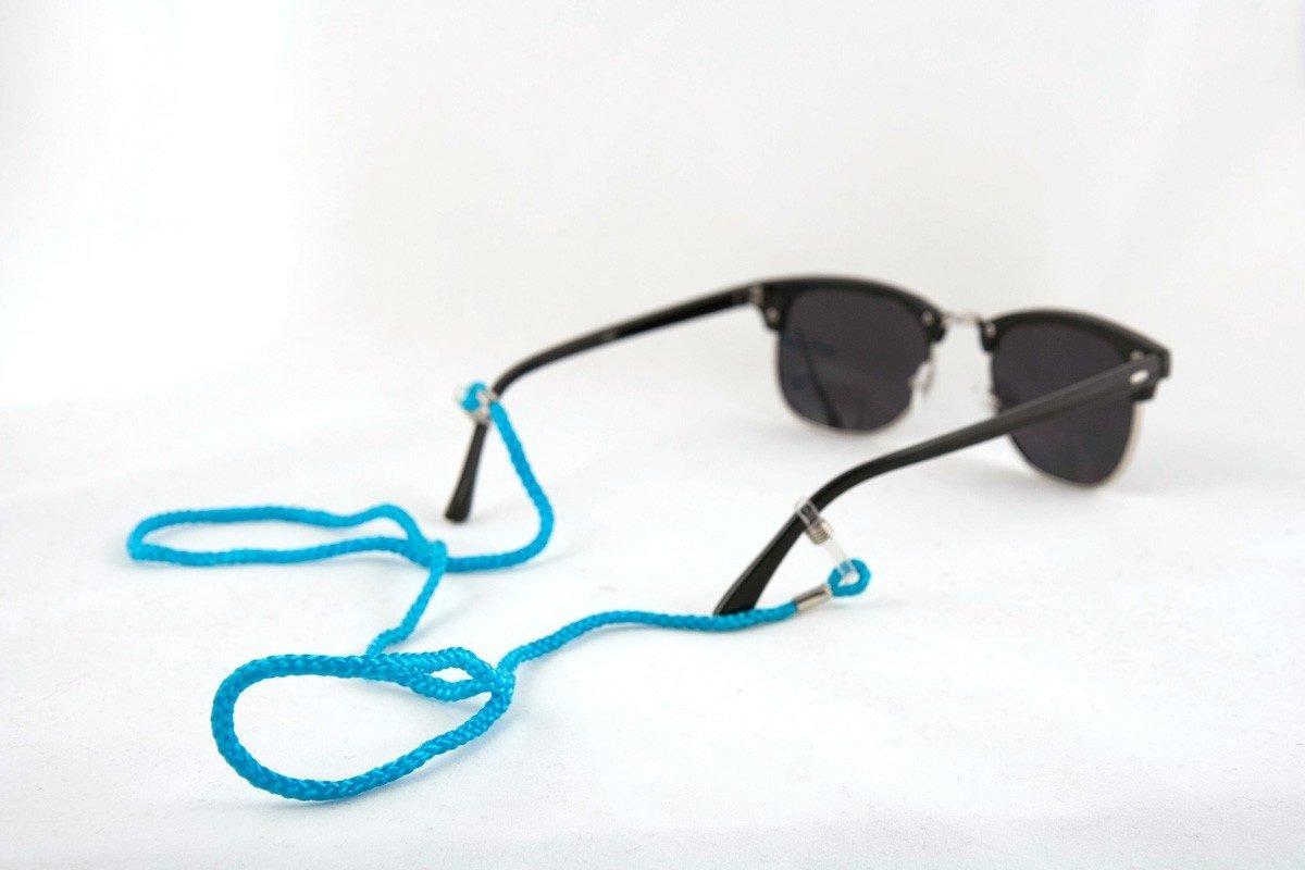 Glasögonsnodd Turkos